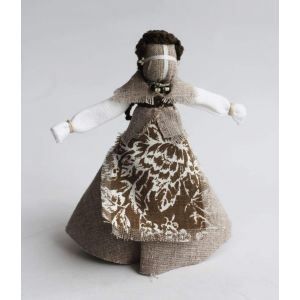 "Ukrainian folk doll ""Housewife"""
