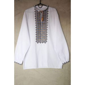 "Ukrainian shirts ""Yellow and blue pattern"""