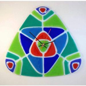 "Wall clock ""Triangle"""
