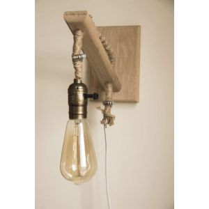 Wall hanging lamp