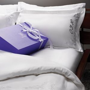 "Wedding bedding set ""Dowry"""