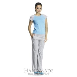 Woman Pyjamas (T-shirt and pants)