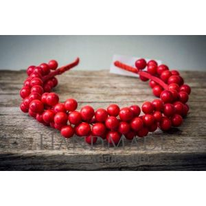 "Womens headbands ""Red berries"""