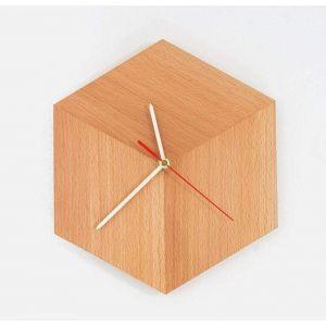 Wood Axis Clock