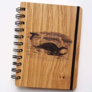 "Wood diary ""Whale"""