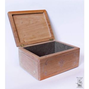 "Wooden box ""Girls secret"""
