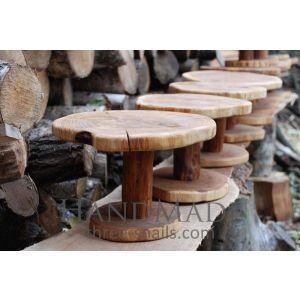 """Wooden cupcake stand """"Village estate"""""""