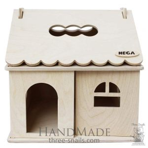 """Wooden doll house """"Coziness"""""""