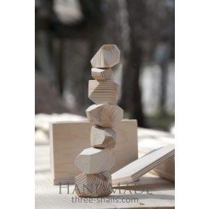 """Wooden stones """"Tumi Ishi"""""""