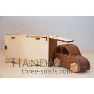 "Wooden toy car ""Minicar"""