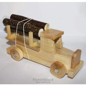 """Wooden toy """"Woodcutter"""""""