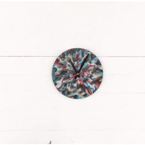 """Wooden wall clocks """"Abstraction"""""""