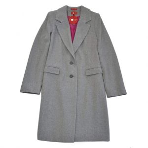 "Wool coat ""Melange"""