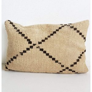 Wool pillow for couch