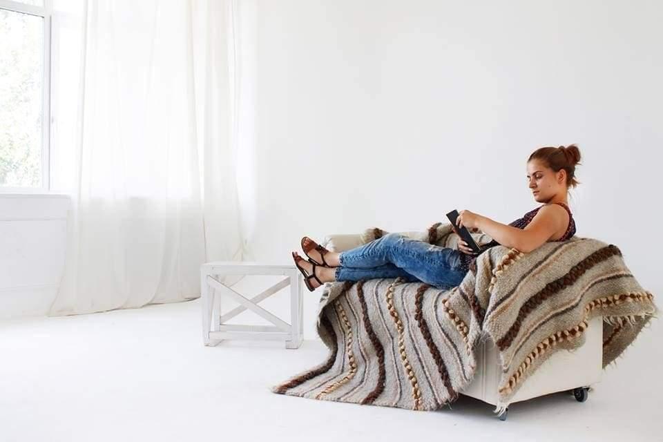 Одеяла ручной работы всегда в тренде: украинская традиция 600 летней давности для вашего интерьера
