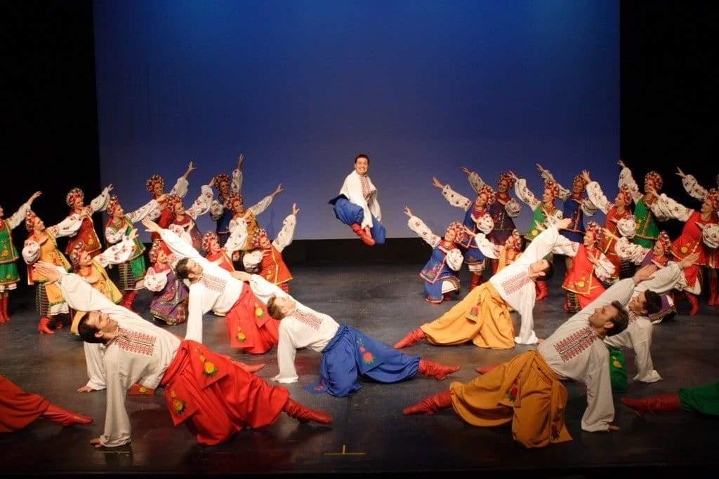 Украинские народные танцы: наследие предков и символ самобытности народа