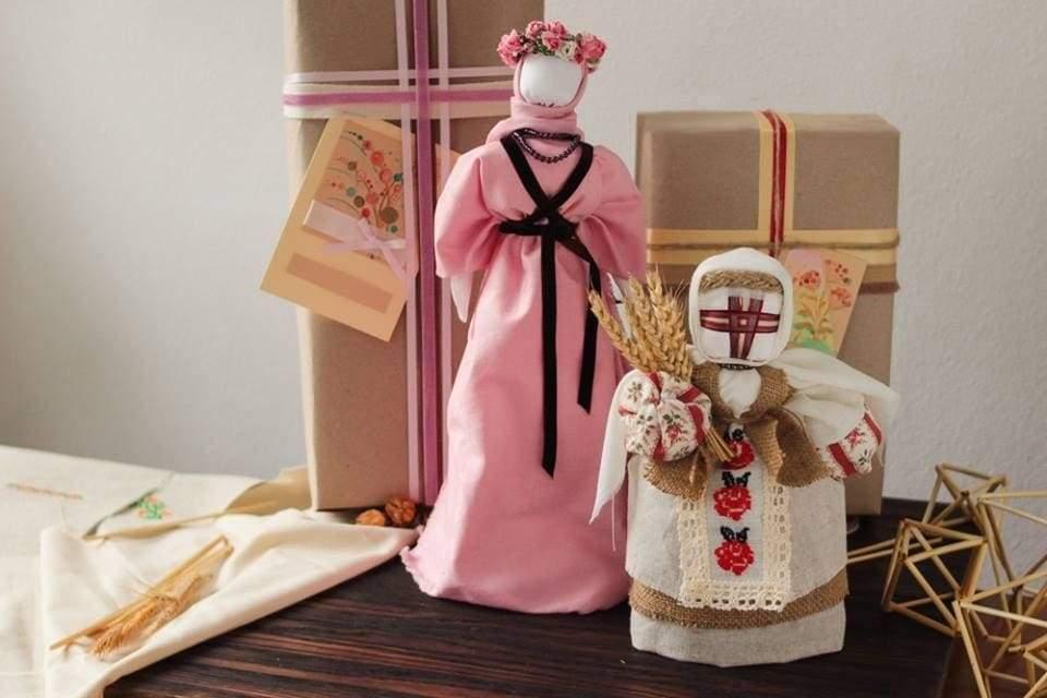 Лялька- мотанка – надпотужний оберіг, що переміг час.
