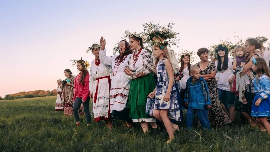Ivana Kupala summer holiday modern look