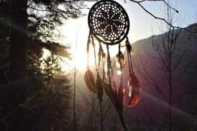 Dream catcher - a powerful guardian of your night rest
