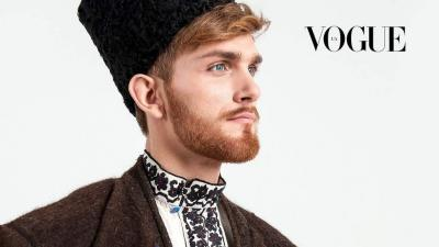 Male fashion in Ukraine 100 years ago: a look back into history from Vogue UA