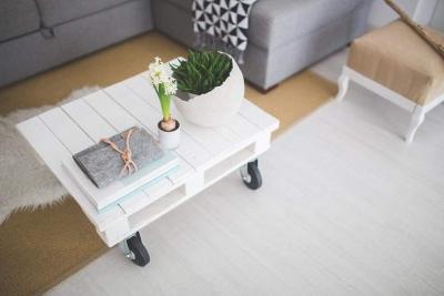 Scandinavian interior design in details