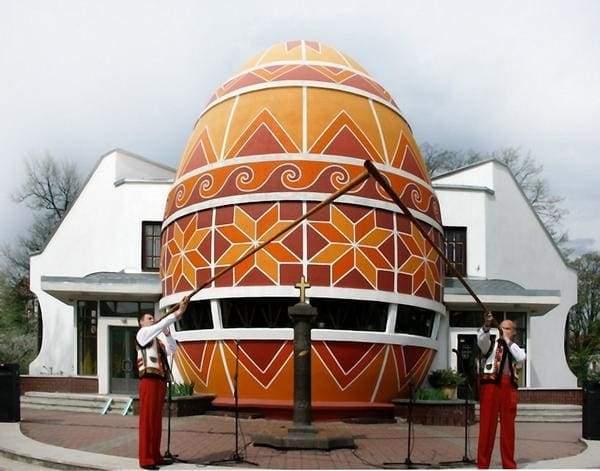 музей пысанки