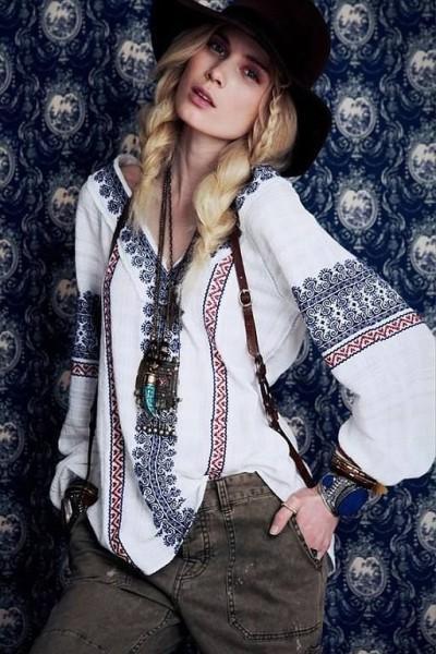modern ukrainian outfit