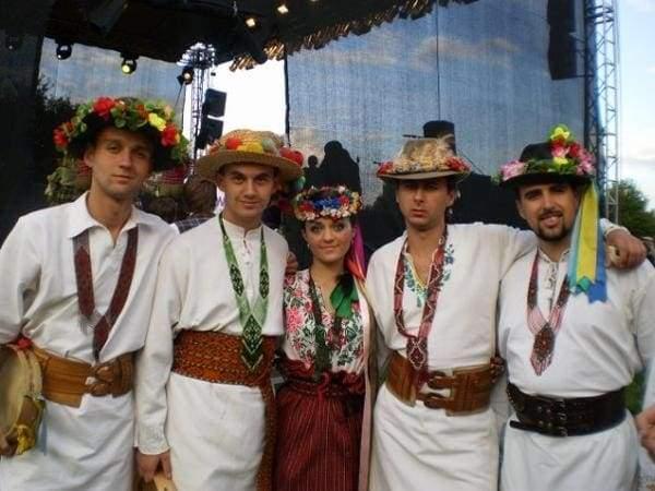 ukrainian squad