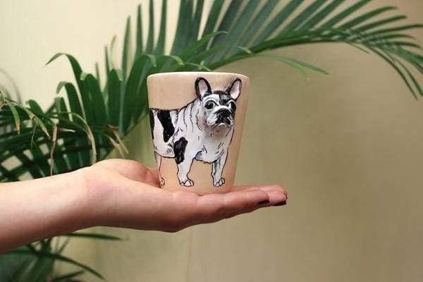 doggie mug