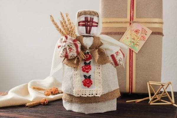 Ukrainian folk doll