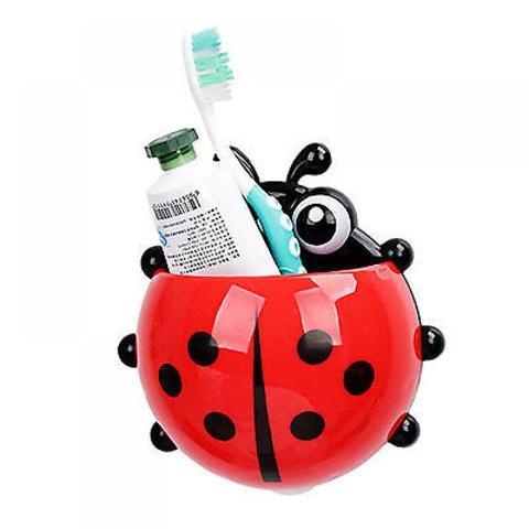ladybug bathroom holder