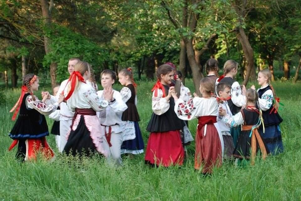 танець дітей