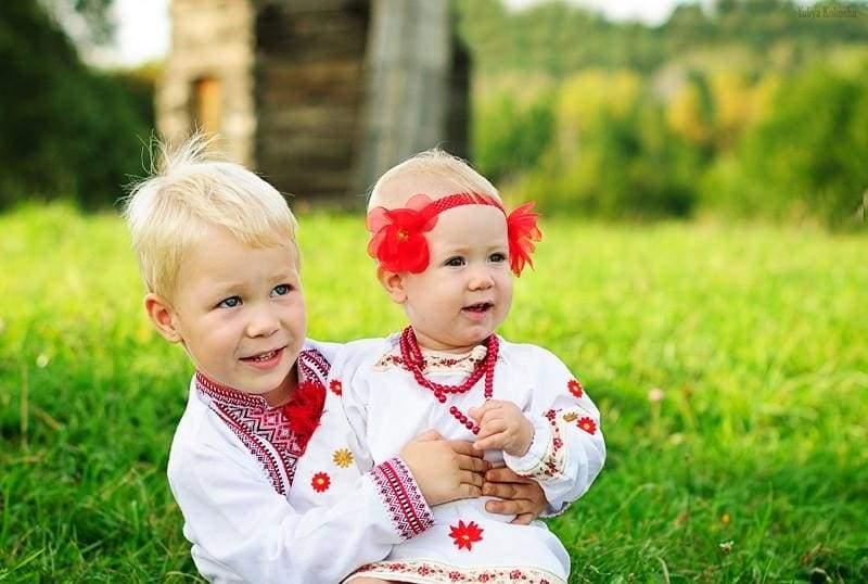украинские детки