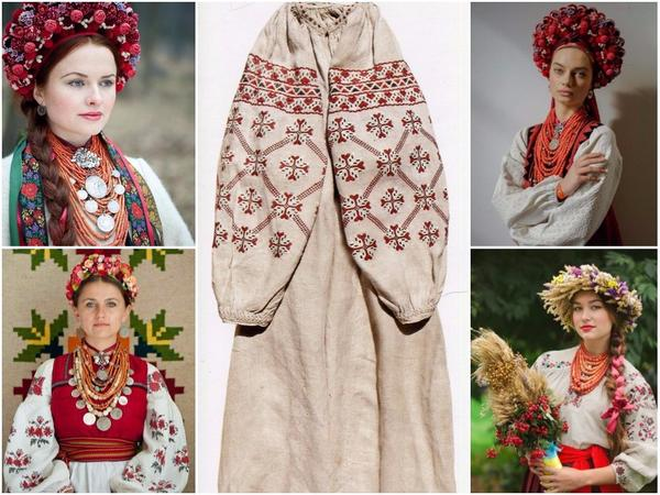 ukrainian folk dress