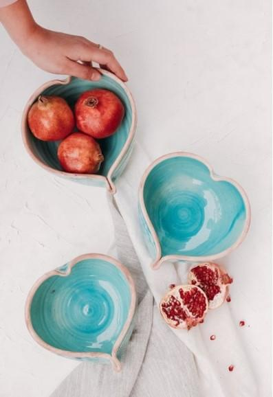 heart shape bowl
