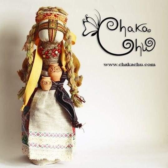 handmade motanka doll