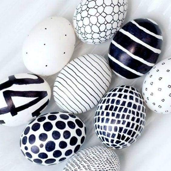eggs decoration