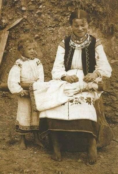 народная кукла-мотанка