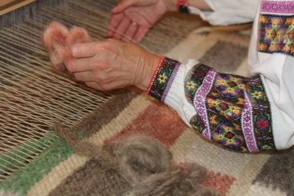 Ukranian artisans