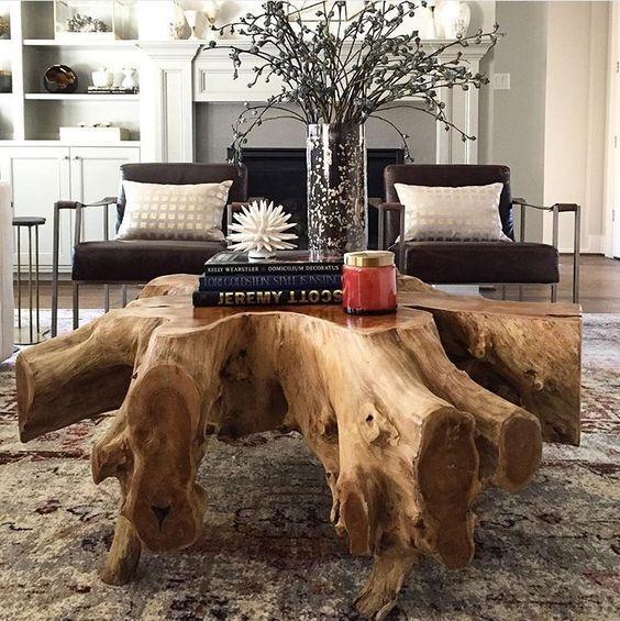 эксклюзивный деревянный стол