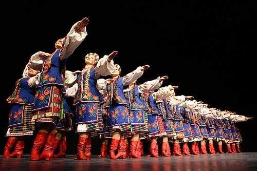 dancers of Ukraine