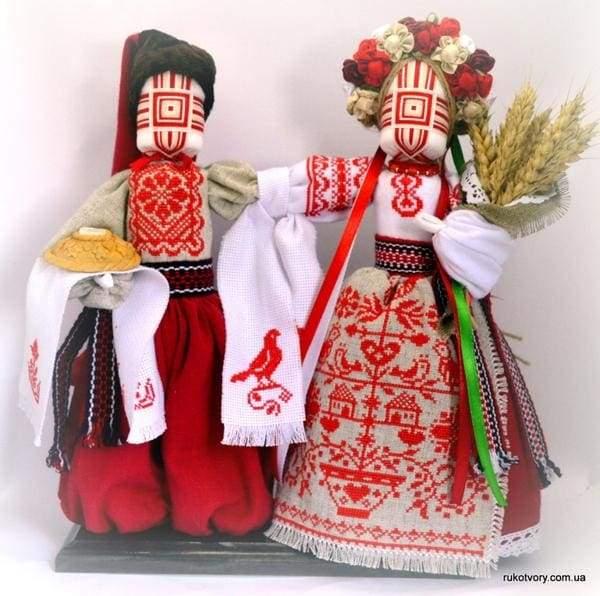 Ukranian dolls