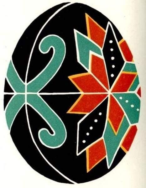 геометрические рисунки буковины