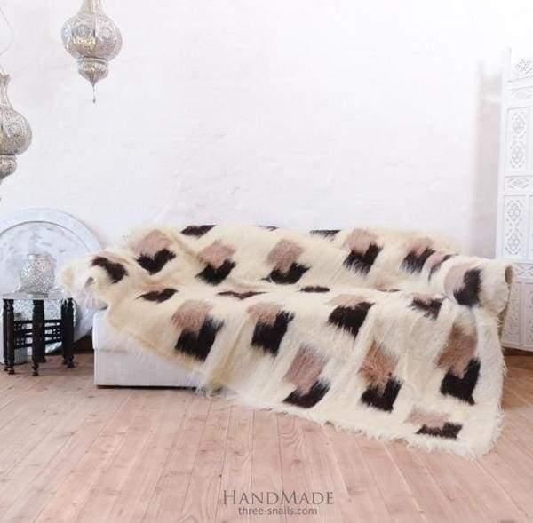 Carpathian wool rug