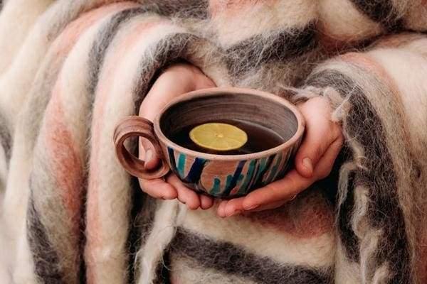 beatiful ceramic cup