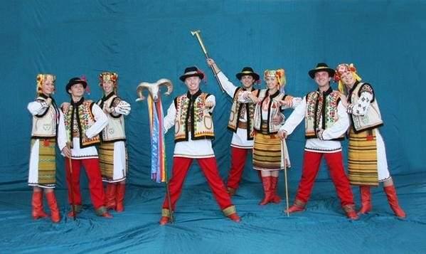 карпатский танец