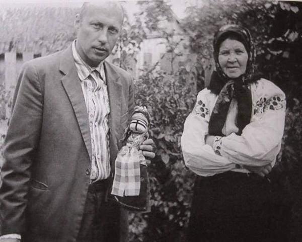Ukranian puppets