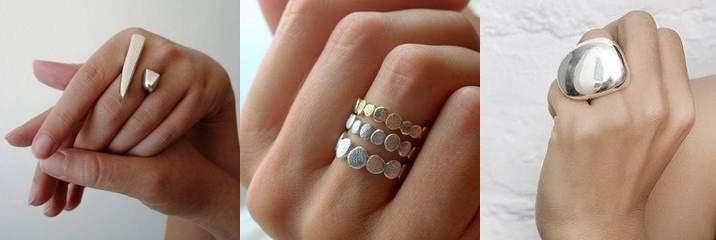 эксклюзивные серебряные украшения